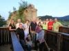 Sodelujoči pri projektu »Večjezični informativno-turistični portal o Guzaju«, zaključno srečanje na Gradu Planina (2)