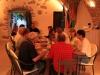 Sodelujoči pri projektu »Večjezični informativno-turistični portal o Guzaju«, zaključno srečanje na Gradu Planina (1)