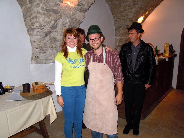 Planina Castle – Guzaj\'s nail-driving contest (4)