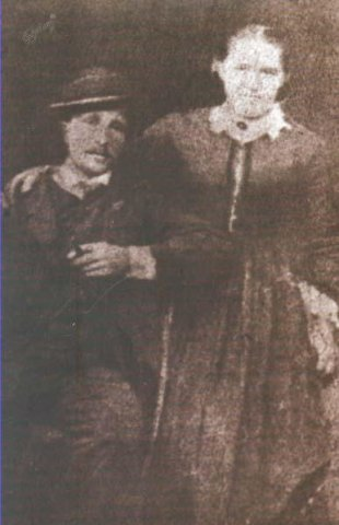 Franc Guzej and Barbka Amon