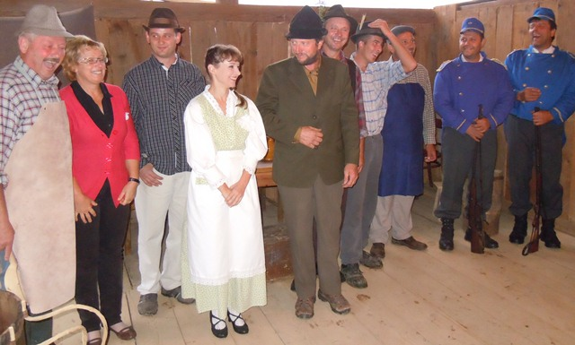 Theatre group that prepared the play