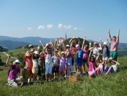 Otroci na Prevorju